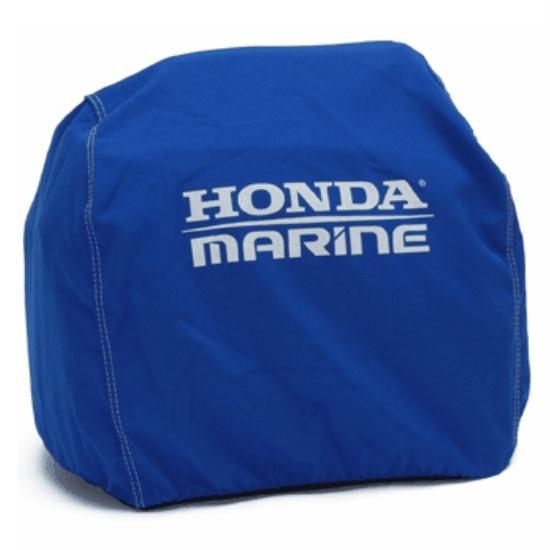 Чехол для генератора Honda EU10i Honda Marine синий в Чистополье