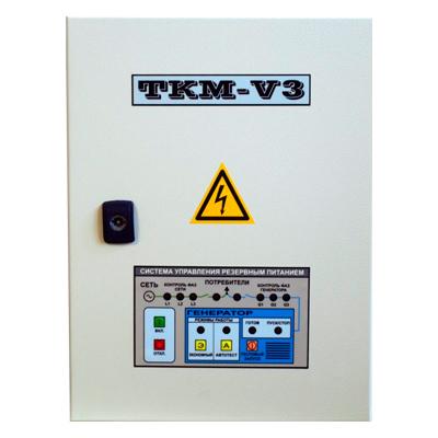Автоматика ТКМ-V3 с ИУ3с + ПБ3-10 (EG5500) в Чистополье